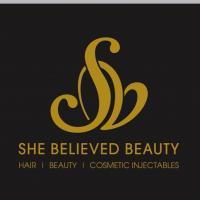 She Believed Beauty