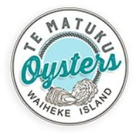 Te Matuku Oysters
