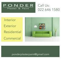 Ponder Plaster & Paint