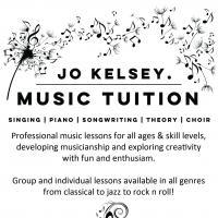 Jo Kelsey Music Tuition