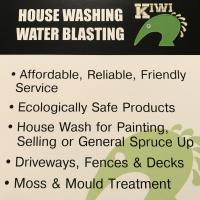 Kiwi House Washing and Water Blasting