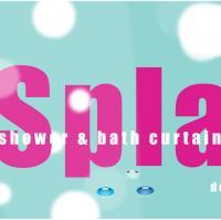 Splash Out! Designer Shower Curtains