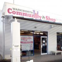Warkworth Community Shop
