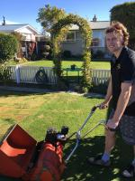 Cam's Mowing & Gutter Cleaning