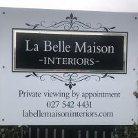 The Curtain Co & La Belle Maison Interiors