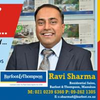 Ravi Sharma (Working...To Make It Happen For You)