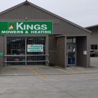 Kings Mowers and Heating Ltd