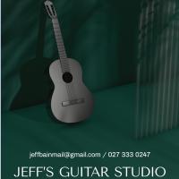 Jeff's Guitar Studio