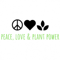Peace, Love & Plant Power