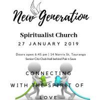 Tauranga Community Spiritualist Church