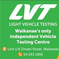 LVT - Light Vehicle Testing