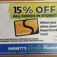 Barnett's Wairakei Road Pharmacy