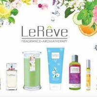 Le Reve - Perfume Candle/Reeds & Aromatherapy