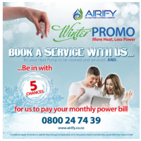 Airify Heat Pump Cleaning