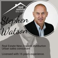 Stephen Watson - Real Estate New Zealand Ashburton