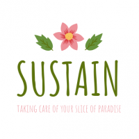 Sustain - taking care of your slice of paradise