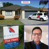 Pukeko Rental Managers, Raj Bhonsle/ Licensee