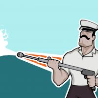 Captain Splash Exterior Cleaning