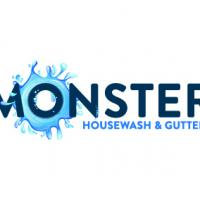 Monster Housewash and Gutters