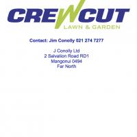 Crewcut (J Conolly Ltd)