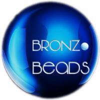 bronz.beads