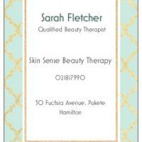 Skin Sense Beauty Therapy