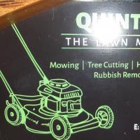 MOW LAWNS,CUT TREES,ETC...