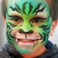 Face Painting by Ray Rainbow