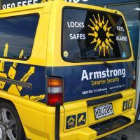 Armstrong Smarter Security Waikato