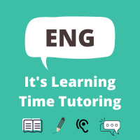 It's Learning Time Tutoring **English**