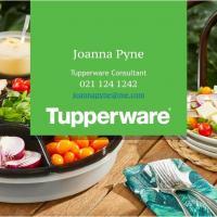 Tupperware with Jo