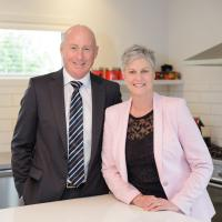 Stu Fleming and Lyndsey Elliott - Ray White Real Estate