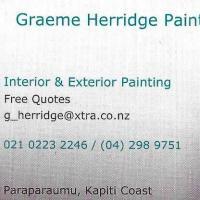 Graeme Herridge Painting