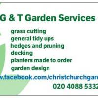 G & T Garden Services