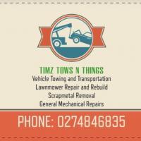 Tim's tows n things