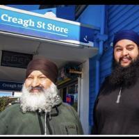 Creagh street store-Bossman Dairy