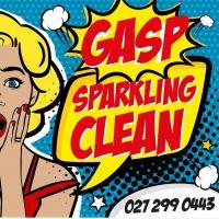 GASP Sparkling Clean