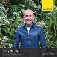 Cary Ralph - Ray White Hamilton City