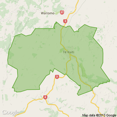 Waitomo District