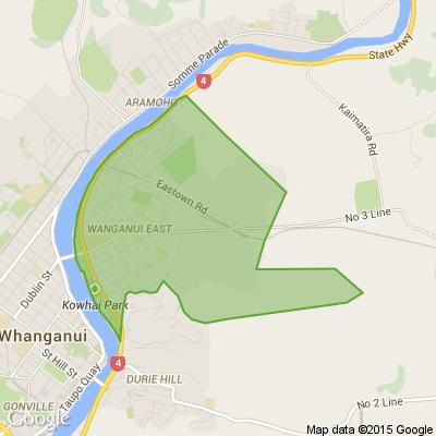 Whanganui East