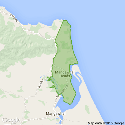 Mangawhai District