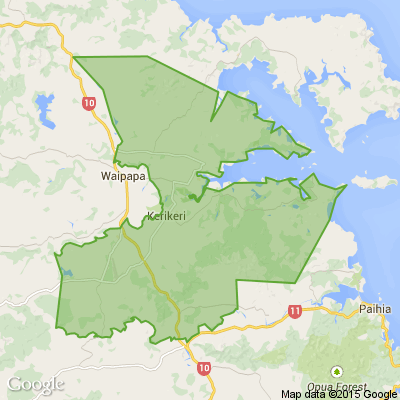 Kerikeri District
