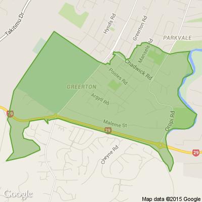 Greerton - Parkvale