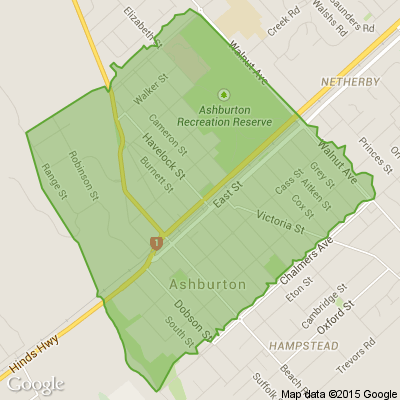 Ashburton District